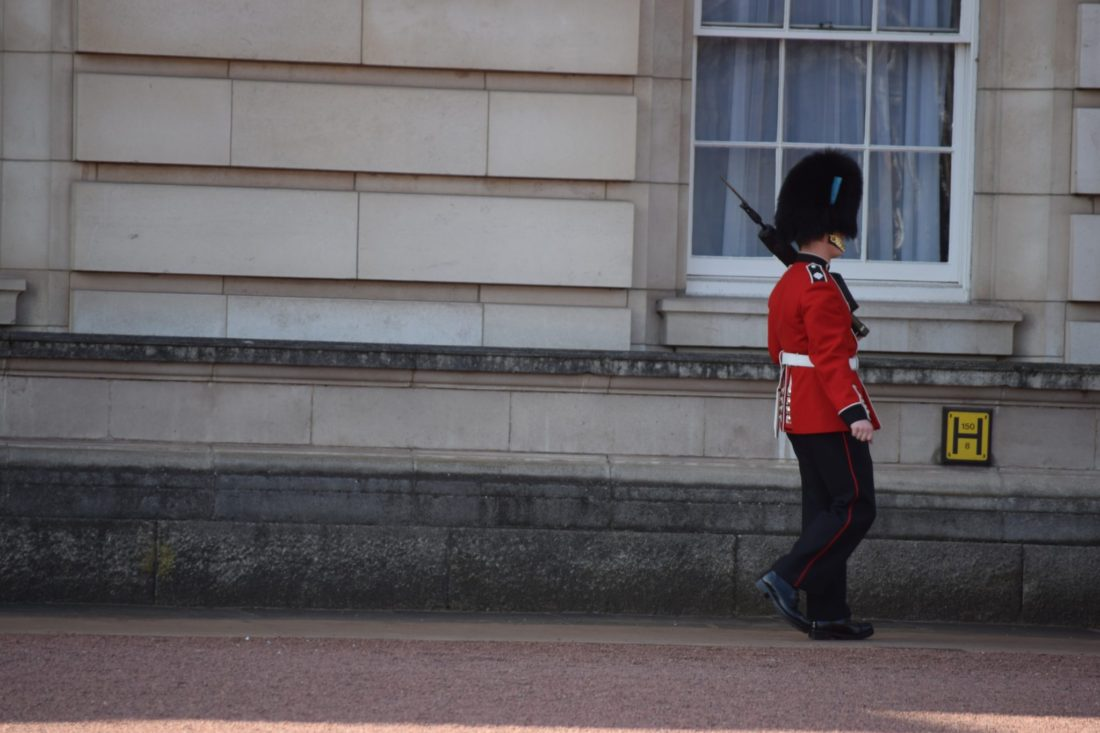 How to see London in 3 days - Buckingham Palace