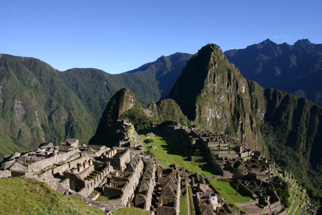Peru changes rules for Machu Picchu to control numbers