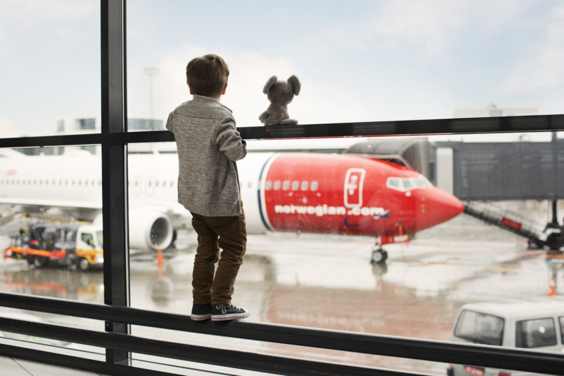 Norwegian Airlines offers family-shared frequent flyer points