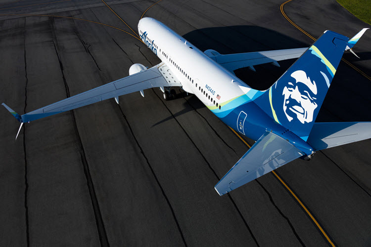 Alaska Airlines and Virgin America celebrate their merger