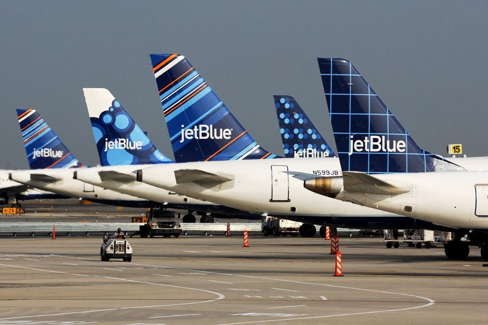 JetBlue is pulling its flights from many online booking sites