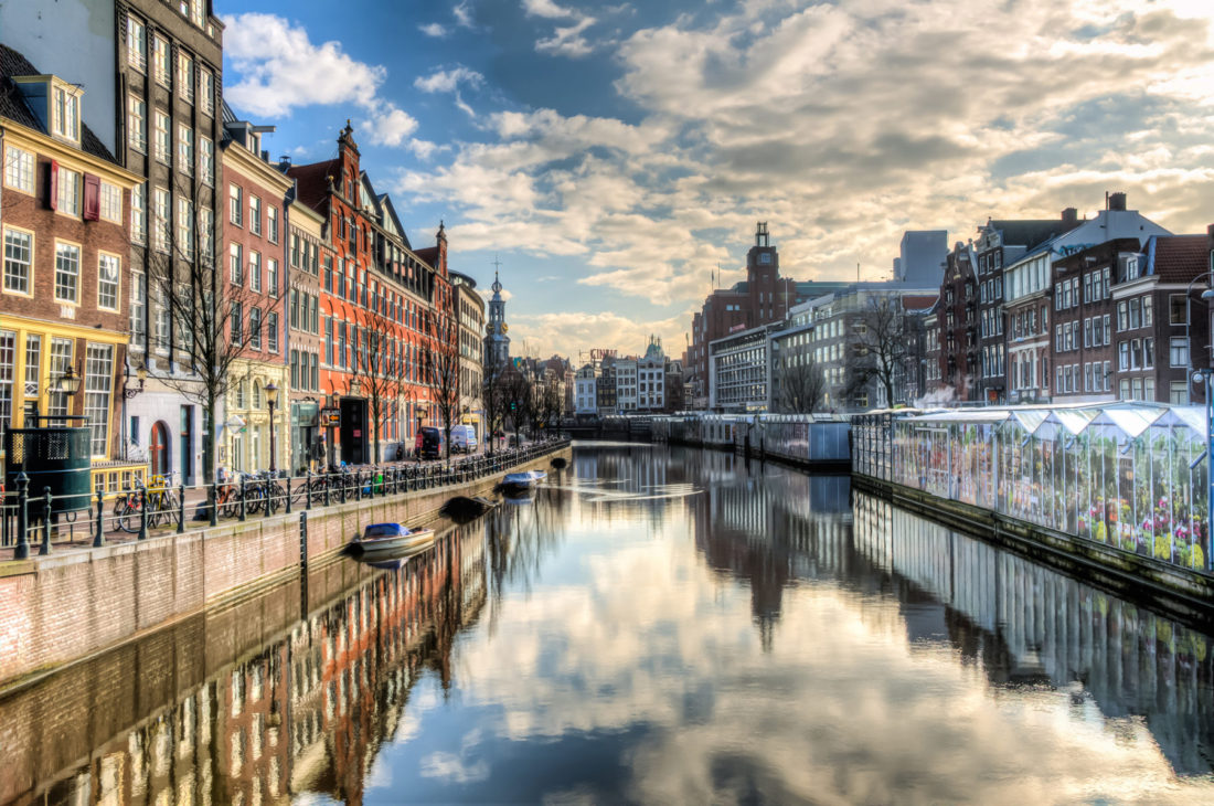 Fly from the U.S. to Madrid, Amsterdam, and Milan for as low as $199