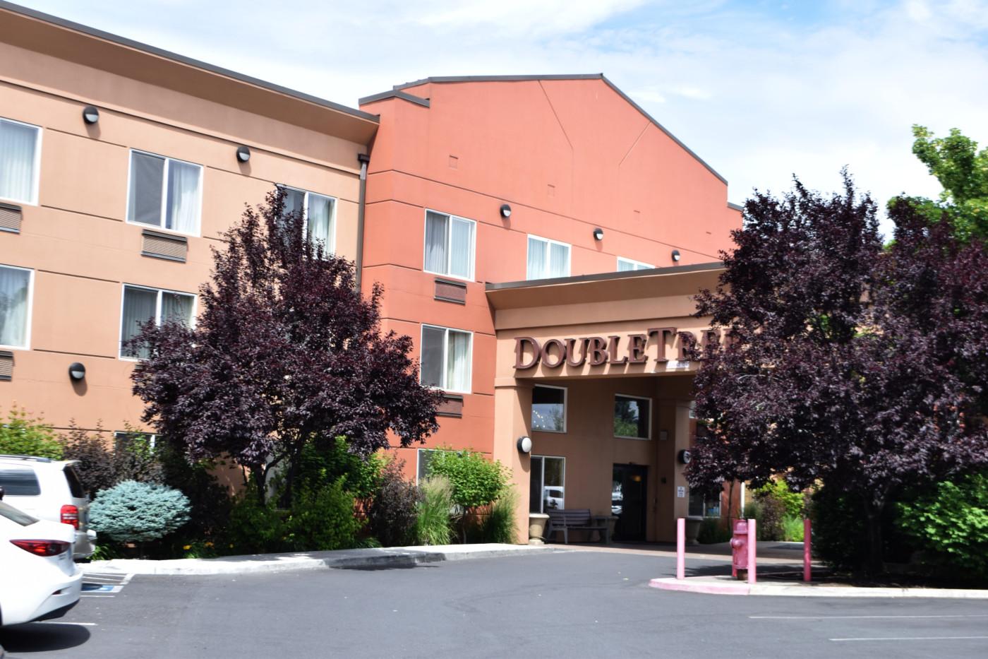 Doubletree Hotel by Hilton in downtown Bend, Oregon.