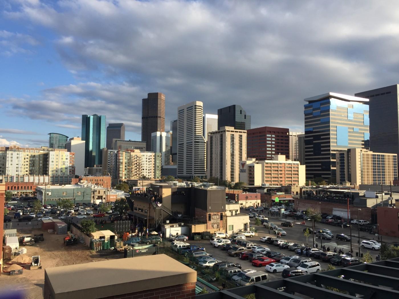 Downtown Denver, Colorado.