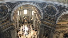 How to climb to the top of St. Peter's Basilica - Finding tickets to The Vatican