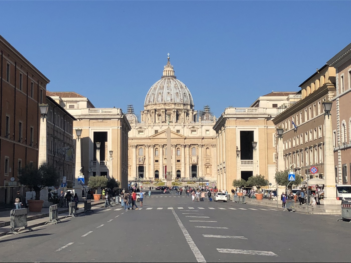 Visiting the Vatican, Sistine Chapel, and St. Peter's Basilica