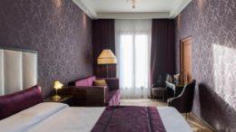 Where to stay in Venice, Italy Locanda Leon Bianco hotel review