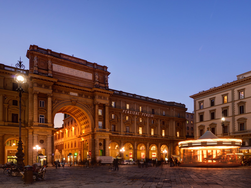The best hotel in Florence, Italy near Duomo: Hotel Pendini review
