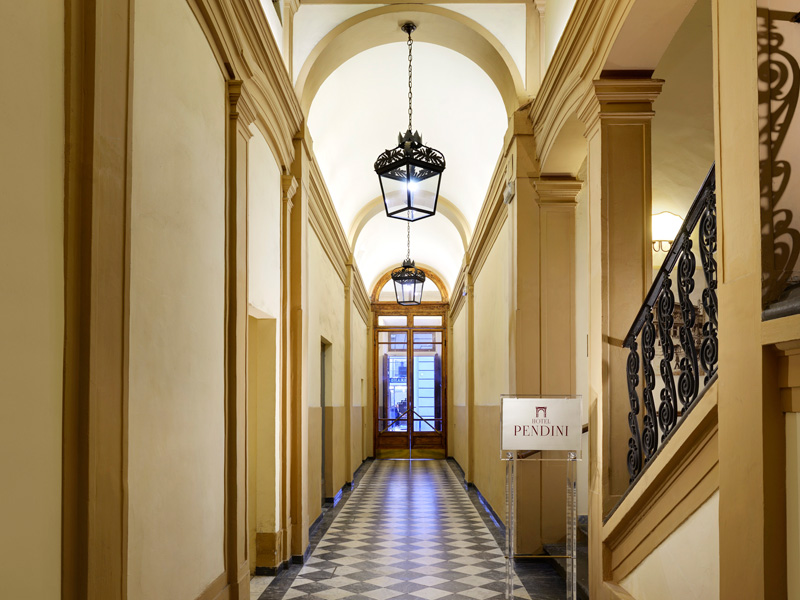Hotel Pensione Pendini in Florence, Italy