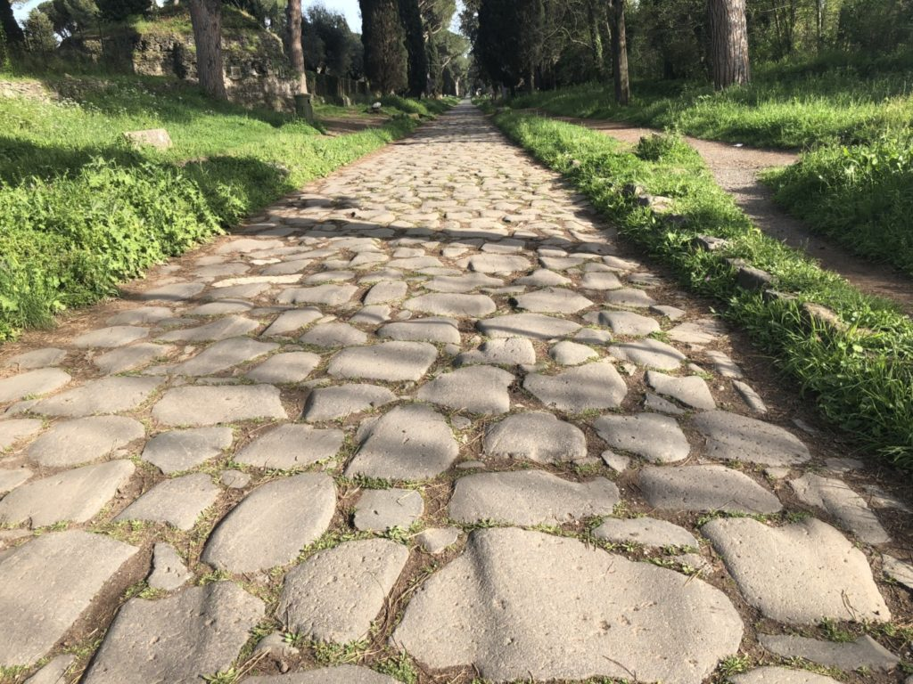 Visiting Via Appia Antica Map Get There From Rome S