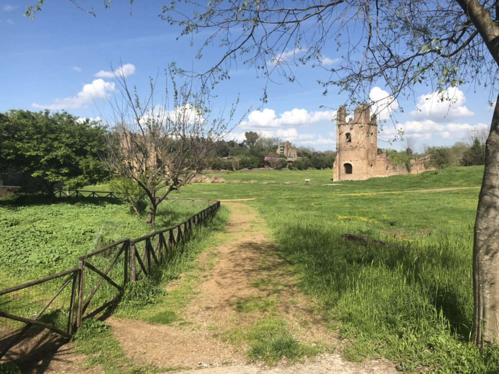 Visiting and walking via Appia Antica - how to get there from Rome's City Center