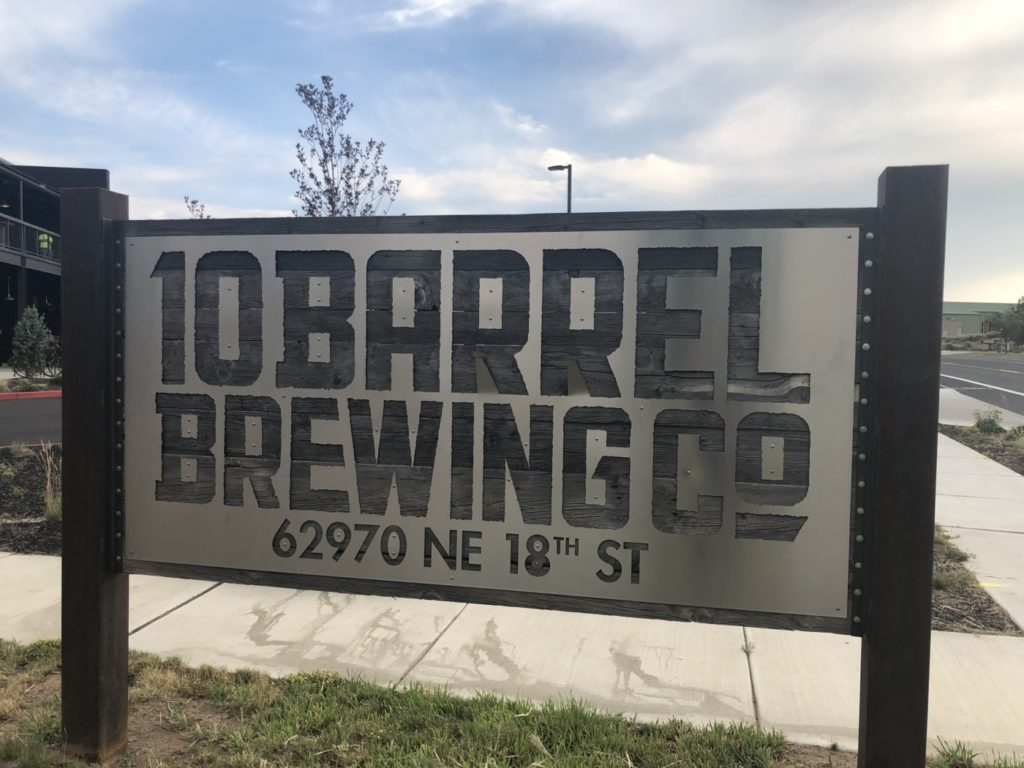 10 Barrel Brewing in Bend, Oregon - Best breweries in Bend, Oregon.