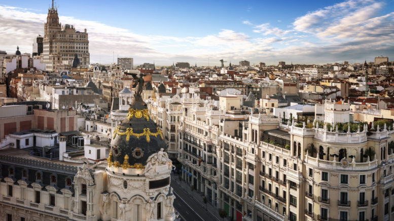 Norwegian Airlines launches nonstop flight from LA to Madrid, Spain.