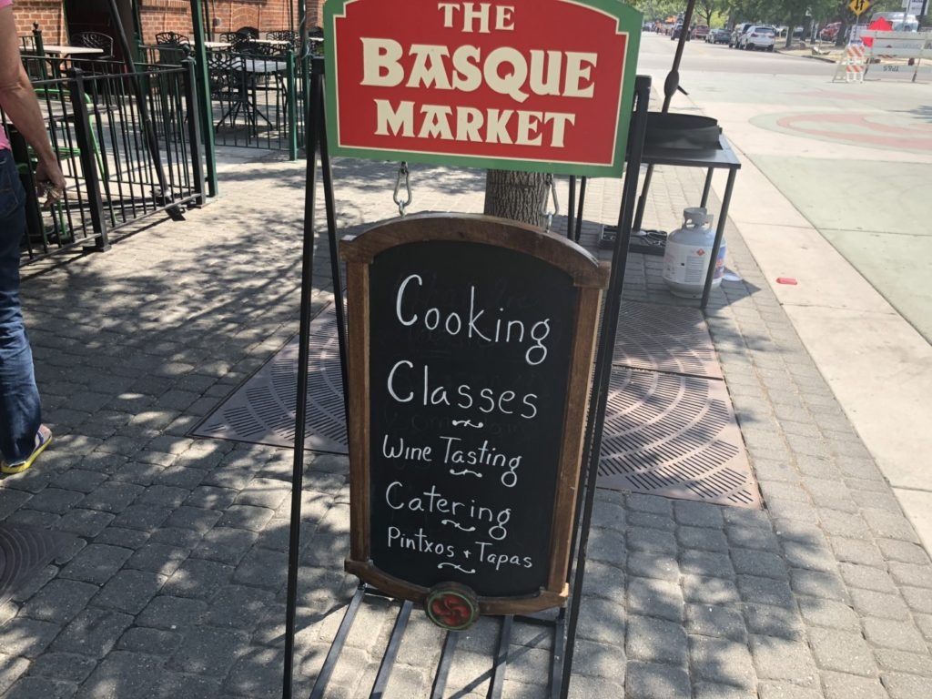 Boise, Idaho Basque Block