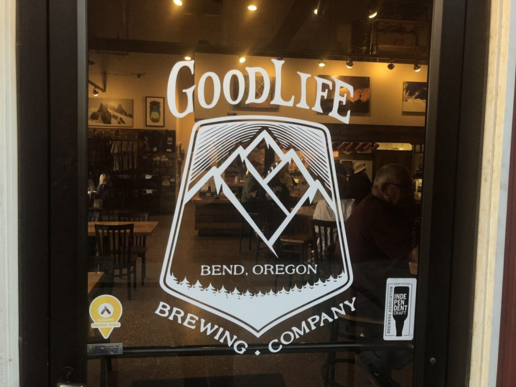 Good Life Brewing - Top Breweries in Bend, Oregon.