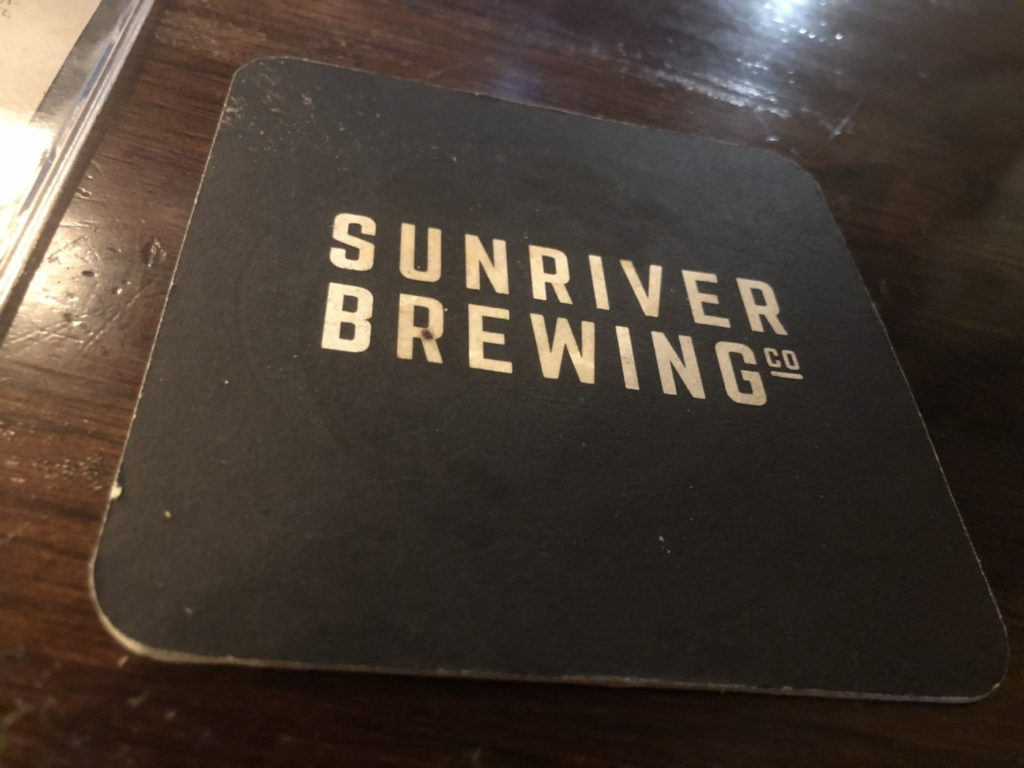 Sunriver Brewing - Top Breweries in Bend, Oregon.
