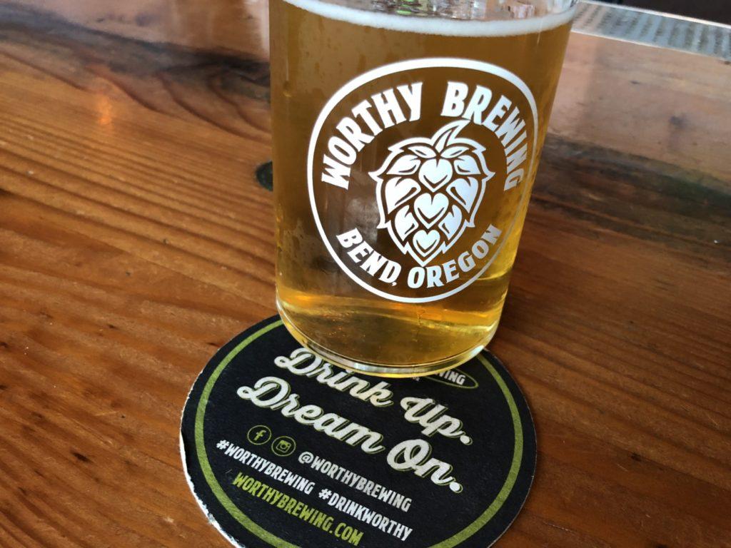 Worthy Brewing - Top Breweries in Bend, Oregon.