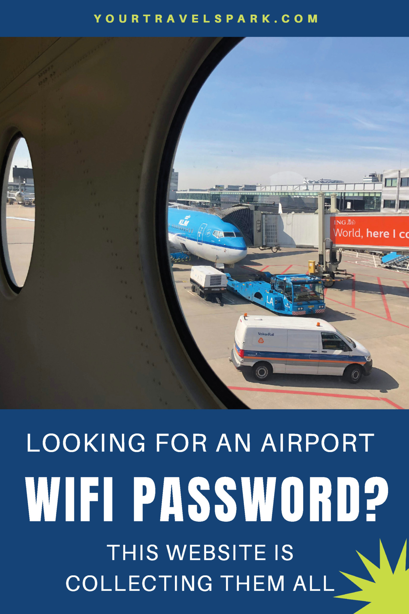 Looking for an airport wifi password? This website is collecting them all (and wants you to add to it). #airportwifi #wifipassword #airportwifipassword #airportinternet #airportwifipasswords