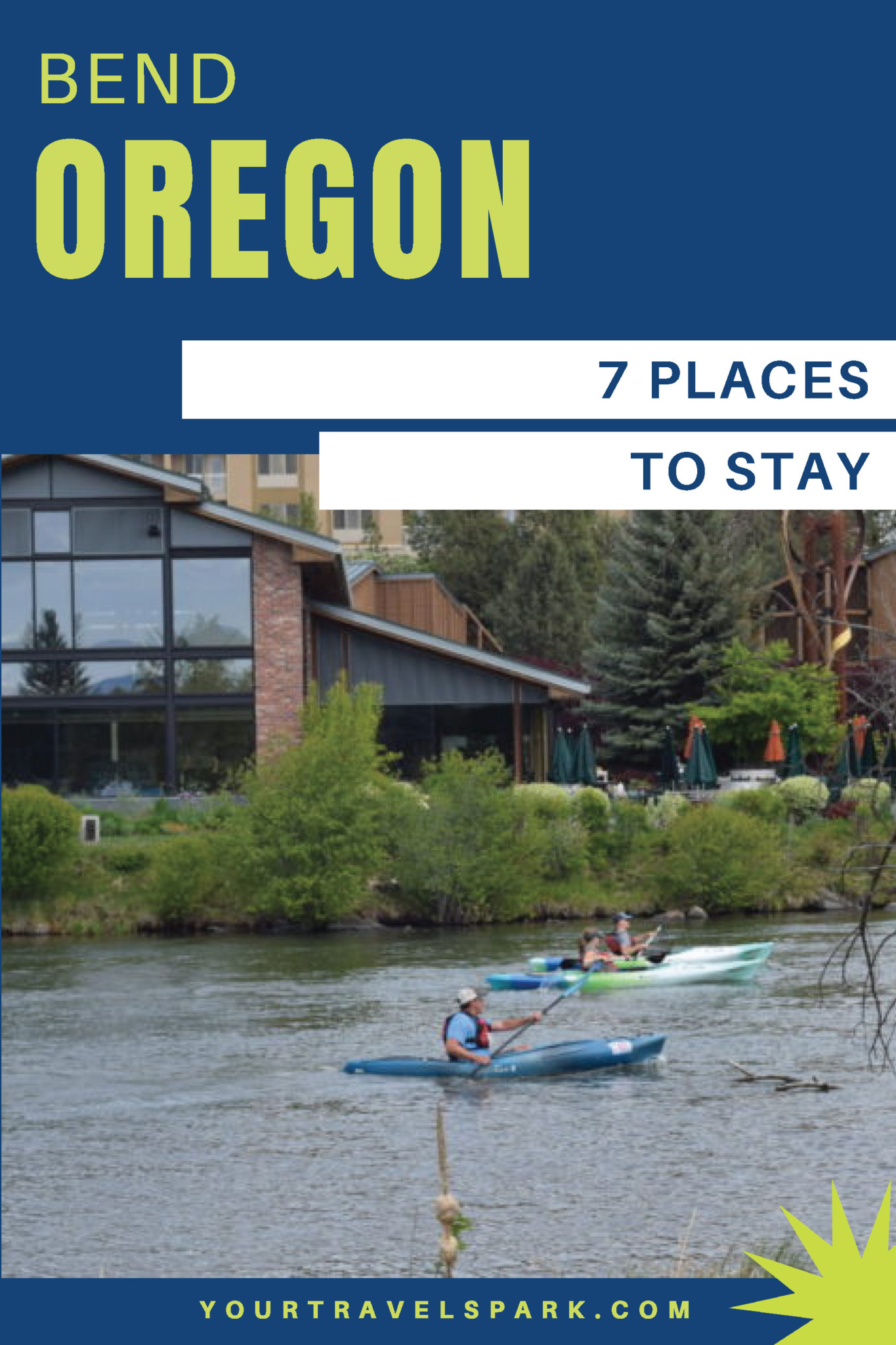 7 Best Places To Stay In Bend Oregon Travel Spark