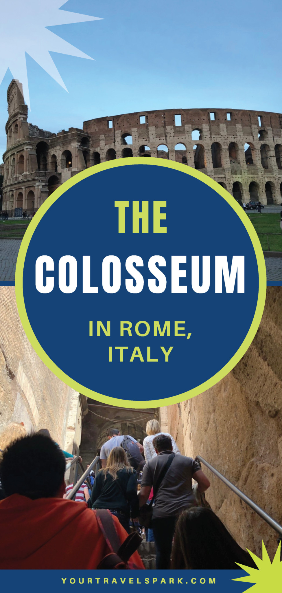 Visiting the Colosseum in Rome, Italy is a bucket list item for sure. Here is everything you need to know about visiting the Colosseum, including tickets and schedules. #colosseum #thecolosseum #colosseo #thecolosseo #colosseumrome #colosseumromeitaly #colosseumitaly #colosseoroma #colosseorome #roma #rome #italy #italia #romeitaly #romaitaly