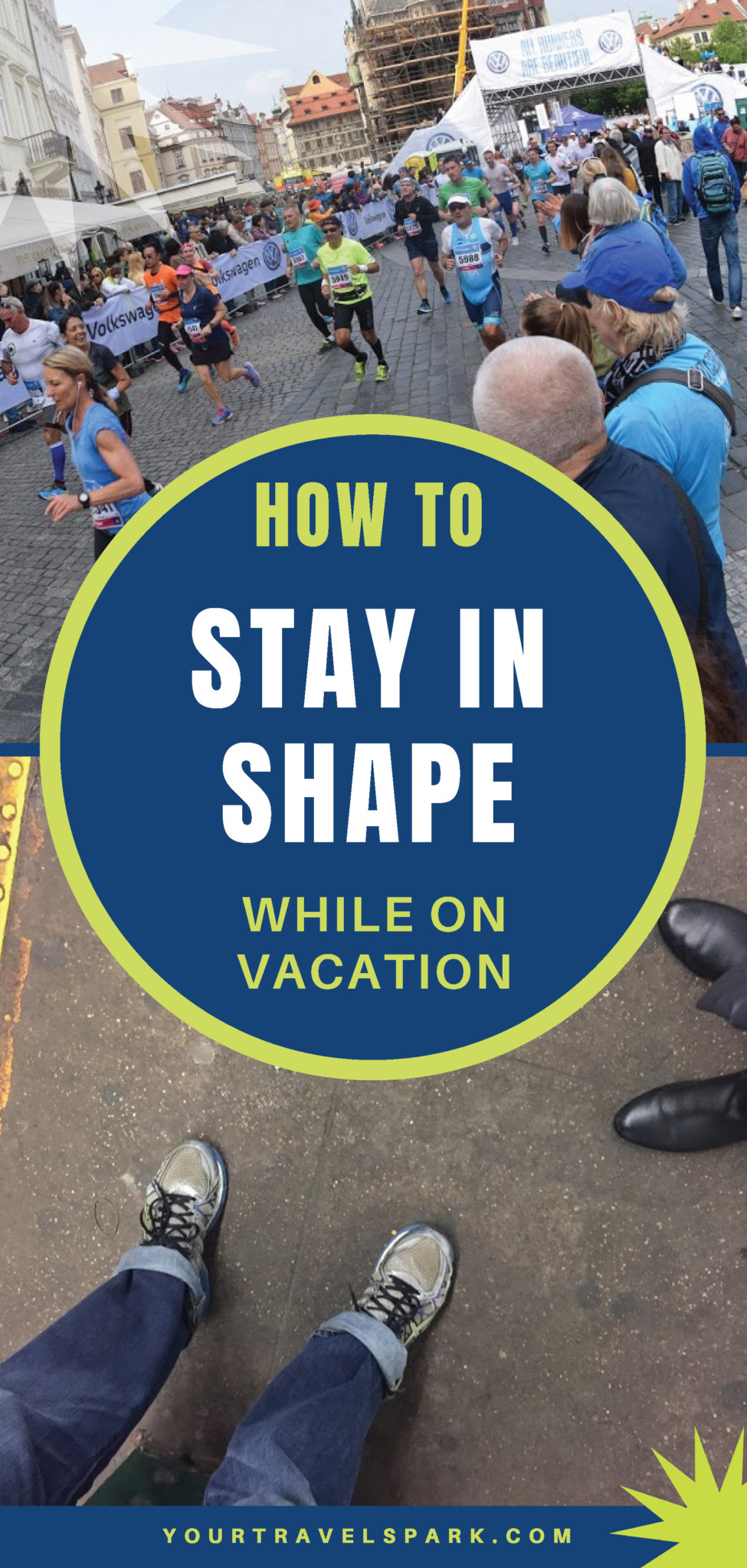 When traveling, it can be easy to lose track of staying in shape. Here are our top tips for exercising while traveling. #stayinginshape #travelexercise #stayinginshapewhiletraveling #vacationexercise