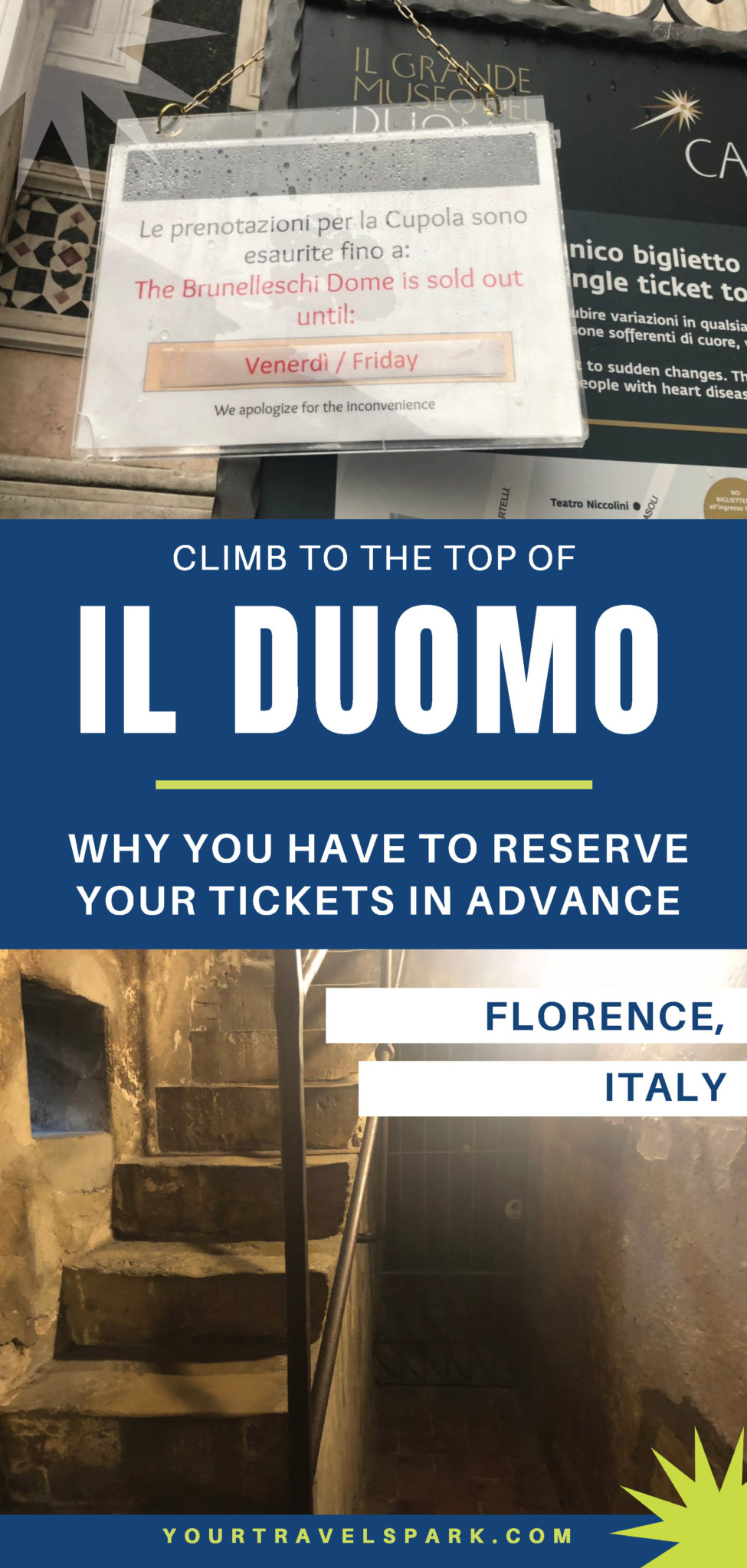 There is plenty to do in Florence, Italy, here are some of our favorite things to do including climbing Il Duomo in Florence, and why you have to reserve your tickets in advance. #florence #florenceitaly #italia #italy #florenceitalia #hotelpendini #pendini #hotels #florencehotels #florencehotel #placestostayinflorence #firenze #firenzeitaly #firenzeitalia #thingstodoinflorence #tuscany #tuscanyitaly #ilduomo #thedome #dome #domeflorence #ilduomoflorence #ilduomofirenze