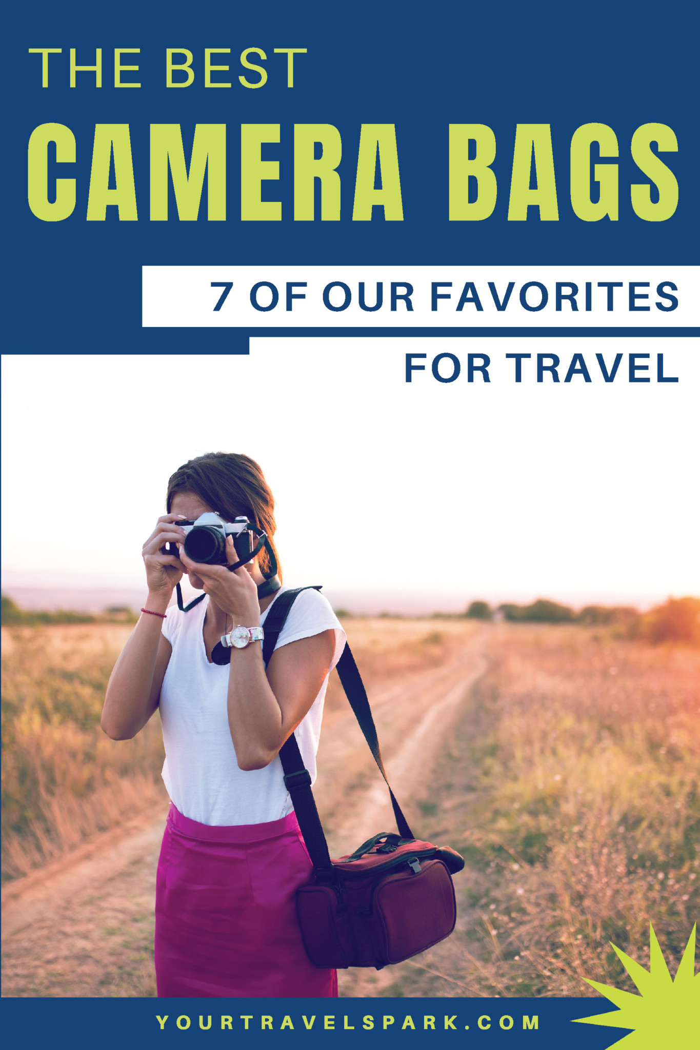 Traveling with a camera can either be a good or very taxing experience, and your camera bag will be an important determining factor of that. Here are our favorite camera bags for travel. #camerabags #camerabagsfortravel #travelcamerabags #camera #travelcamera #camerabag #travel
