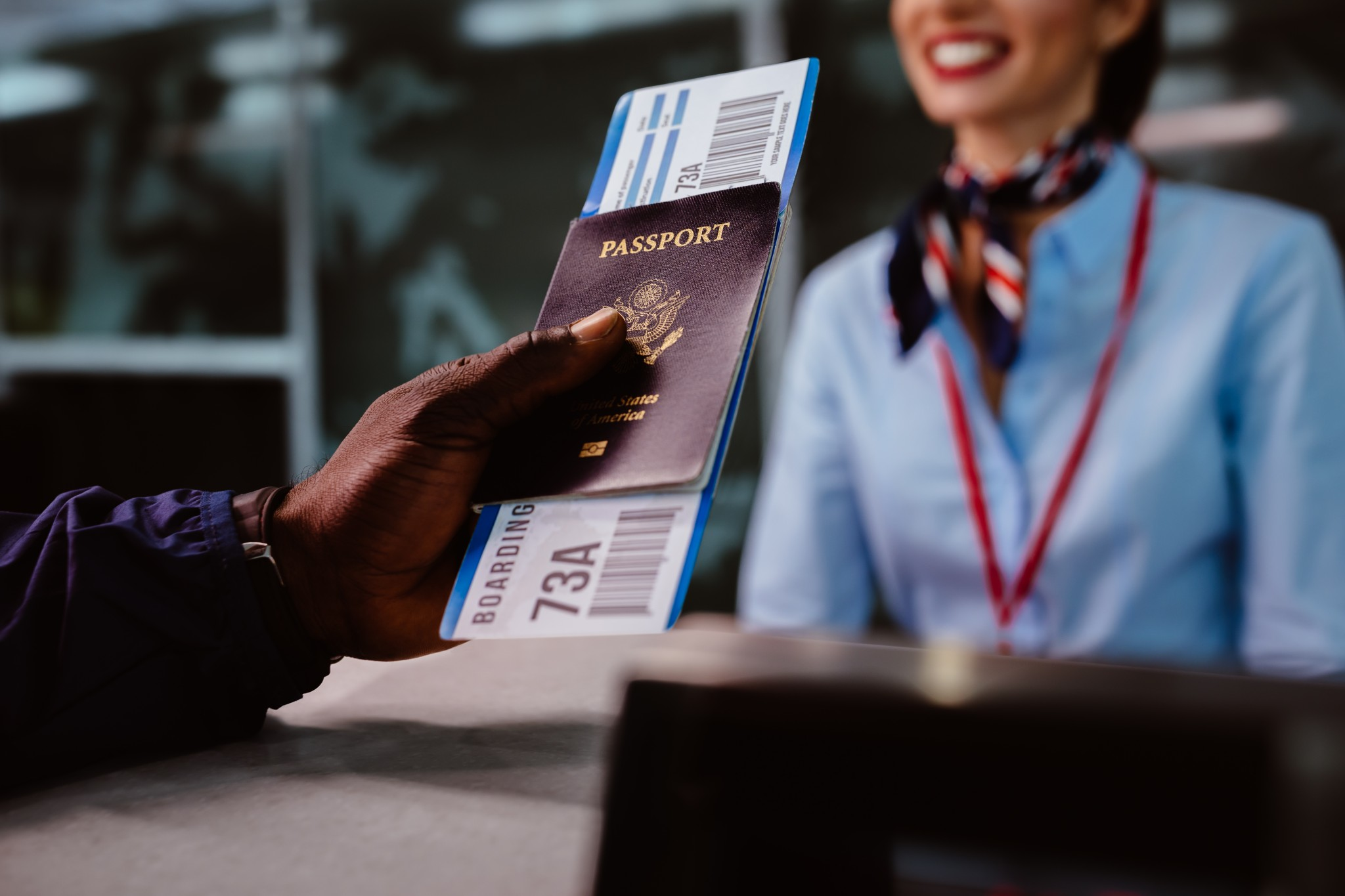 Residents in some U.S. states will need a passport for all flights because of the Real ID Act.