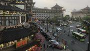 One day in Xian, China: Xian Muslim Quarter, Terracotta Warriors, Xian City Wall