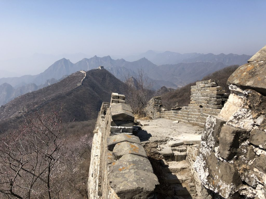 Visiting the Matianyu Great Wall of China - Beijing, China