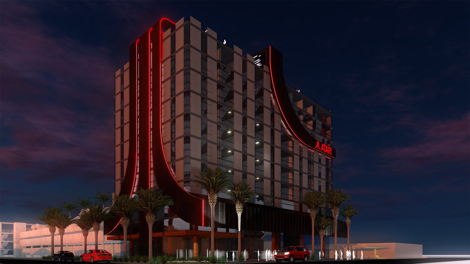 Atari to launch video game-themed hotels in 2020